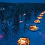 Lapland Tours: the Kakslauttanen Hotel and Glass Igloo Village