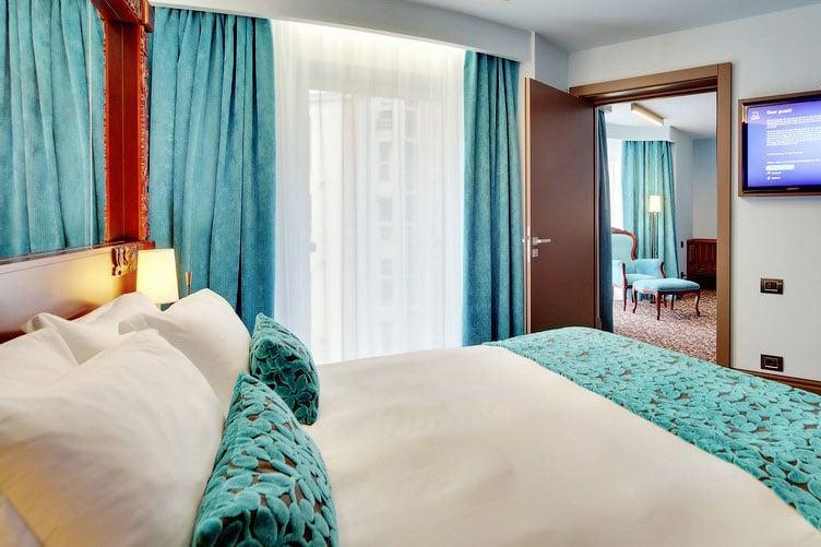 Domina Prestige Hotel in St. Petersburg