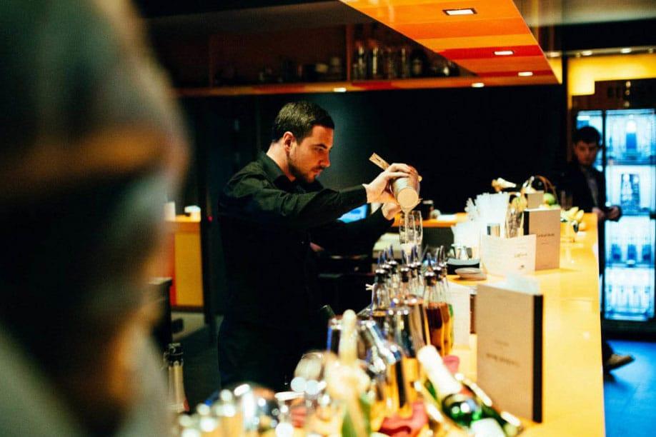 Noe Cocktail Bar, Domina Hotel, St. Petersburg